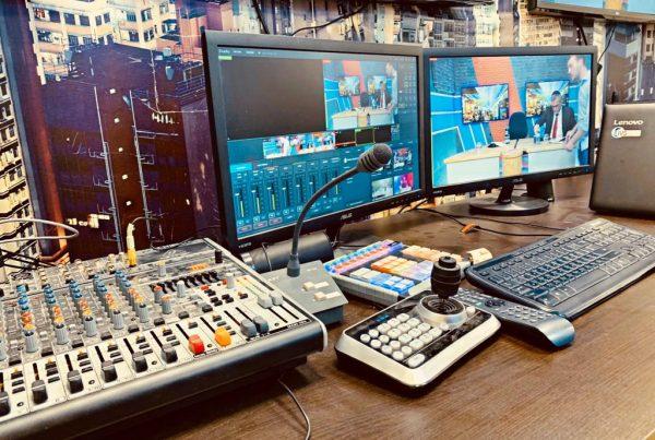 Kikar HaShabbat – Professional video studio for news
