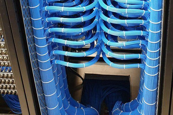 MX1 – 576*576 Matrix wiring